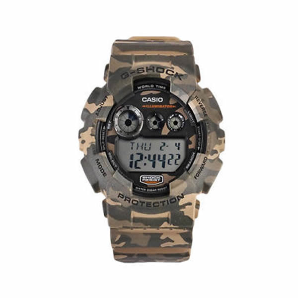 Casio Watch G-Shock Men GD120CM 5
