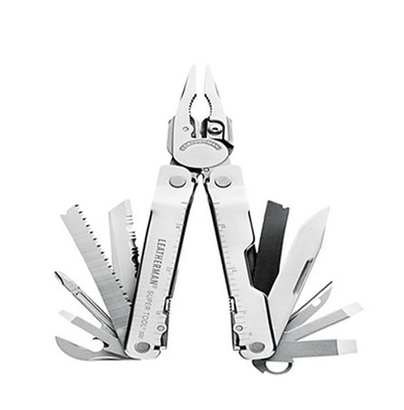 Leatherman Survival Tool Super Tool 300