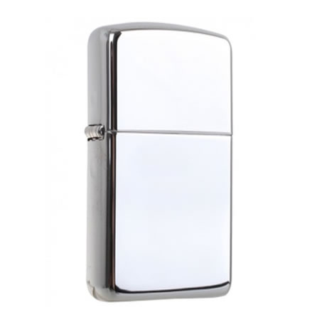 Zippo Lighter High Polish Chrome