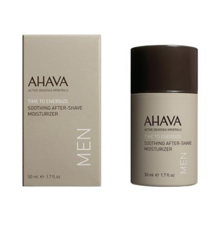 Time To Energize Soothing After-Shave Moisturizer 50ml