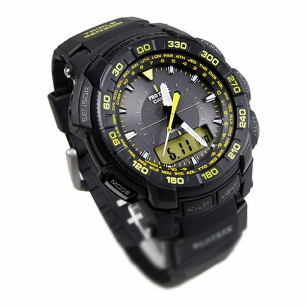 Casio Watch Pro Trek PRG 550 1A9 for Men (with Box)