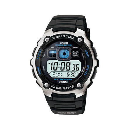 Casio  Watch AE2000W 1AVDF