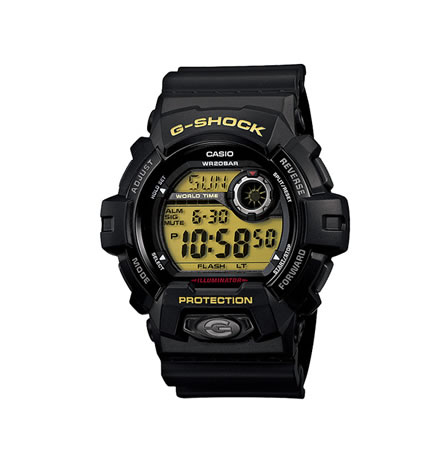 Casio  Watch G Shock G8900 1DR