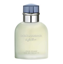 Dolce & Gabbana Light Blue For Men EDT Spray 125ml 4.2oz