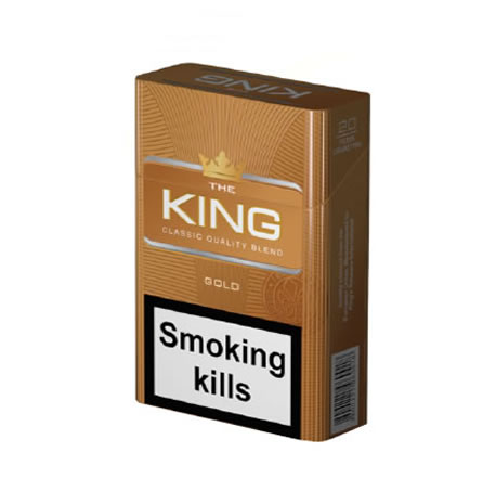 King Gold 100's Superkings