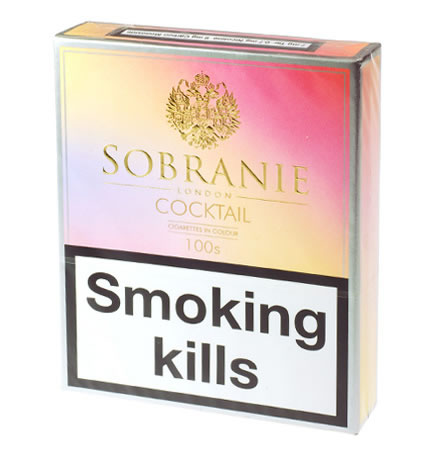 Sobranie Russian Cocktail