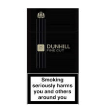 2 Cartons Dunhill Fine Cut Black
