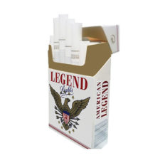 6 Cartons American Legend White