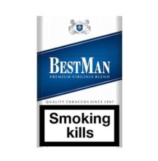 2 Cartons Best Man Classic Blue