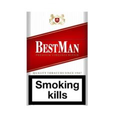 6 Cartons Best Man Classic Red