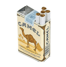 2 Cartons Camel Regular No-Filter