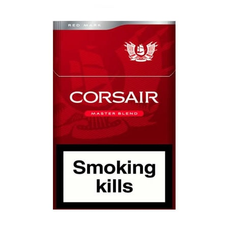 2 Cartons Corsair Red