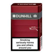 2 Cartons Dunhill Button Red
