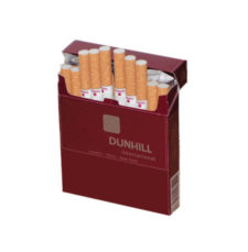 2 Cartons Dunhill International Button Red