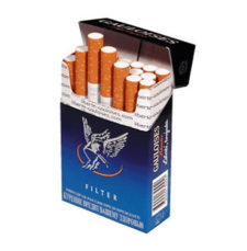 3 Cartons Gauloises Blondes Blue (400 cigarettes)