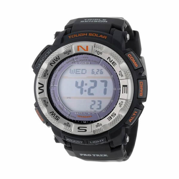 Casio Watch Pro Trek Men PRG 260 1