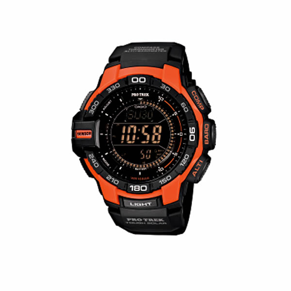 Casio Watch Pro Trek PRG 270 4DR for Men (with Box)