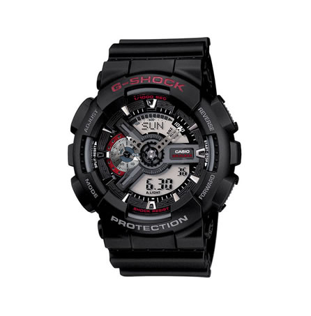 Casio  Watch G Shock GA110 1ADR