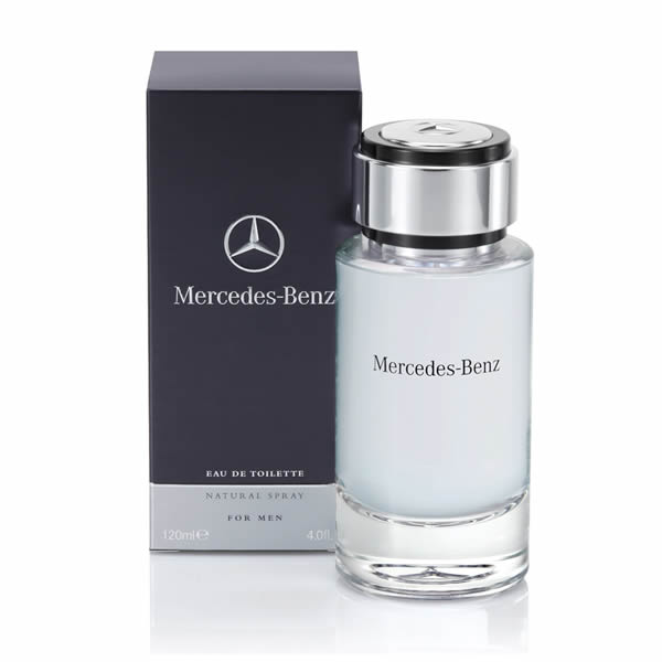 Mercedes Benz Edt Spray 120ml