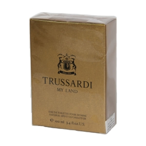 Trussardi My Land Edt Spray For Men 100ml