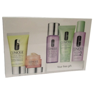 Clinique Daily Essentials Face & Eye Care Kit