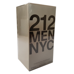 Carolina Herrera 212 NYC Men's Edt 50ml