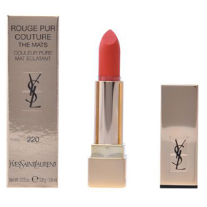 Yves Saint Laurent Rouge Pur Couture - The Mats 220 Crazy Tangerine Lipstick Couleur Pure Mat Eclatant 3.8ml