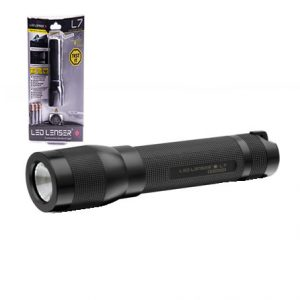 Led Lenser Light Weight Flashlight L7 115 Lm