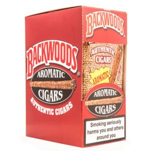 Backwoods Aromatic Cigars (8x5)