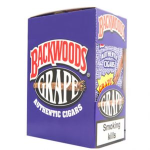 Backwoods Grape Cigars (8x5)