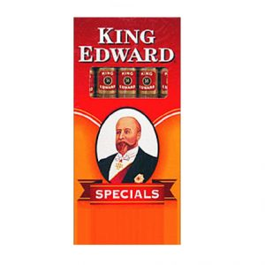 King Edward Specials D.C. Cigars (5pcs)
